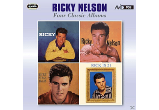 Ricky Nelson - 4 Classic Albums - (CD)