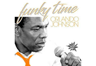 Orlando Johnson - Funky Time - (CD)