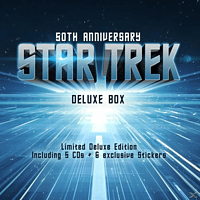 VARIOUS - 50th Anniversary-Deluxe Box [CD]