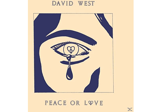David West - Peace Or Love - (Vinyl)