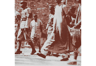 Russian Circles - Guidance - (CD)
