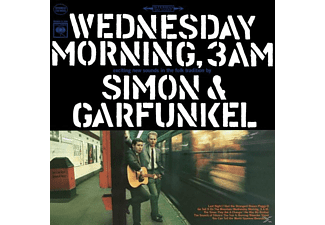 Simon & Garfunkel - Wednesday Morning 3am - (Vinyl)