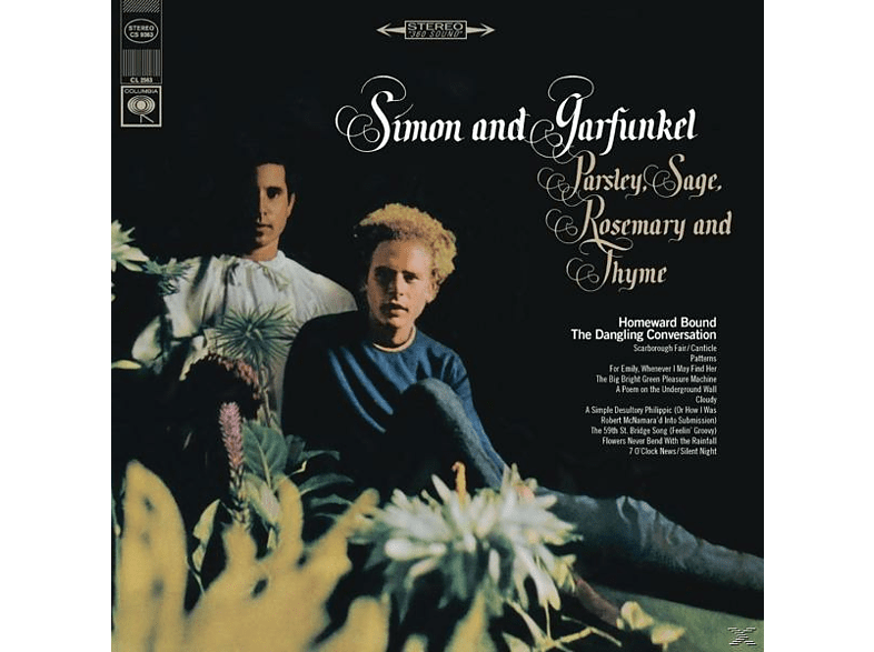 Simon & Garfunkel - Parsley Sage Rosemary & Thyme [Vinyl]