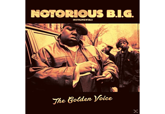 The Notorious B.I.G. - The Golden Voice (Instrumentals) - (Vinyl)
