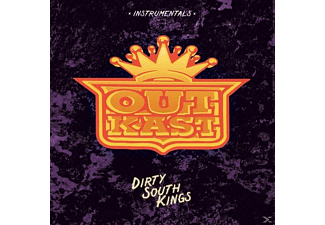 Outkast - Dirty South Kings (Instrumentals) [Vinyl]