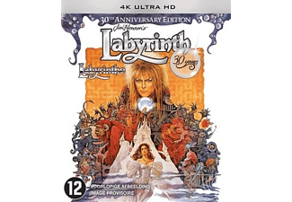 Labyrinth (Anniversary Edition) | 4K Ultra HD Blu-ray