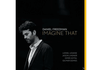 Daniel Freedman - Imagine That - (CD)