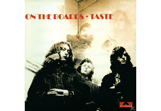 Taste - On The Boards LP