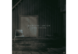 Marconi Union - Ghost Stations - (CD)