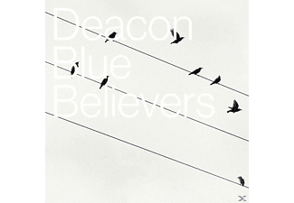 Deacon Blue - Believers - (CD)