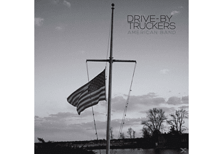 Drive-by Truckers - American Band - (CD)