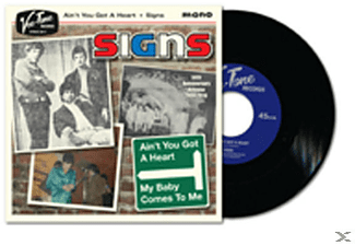 Signs - AIN'T YOU GOT A HEART - (Vinyl)