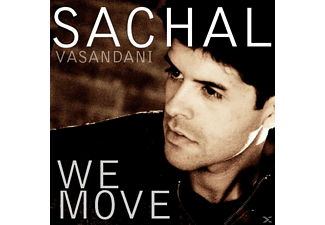 Sachal Vasandani - We Move - (CD)
