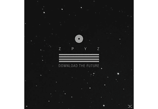 Zpyz - Download The Future - (CD)
