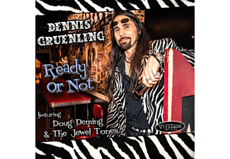 Dennis Gruenling - Ready Or Not - (CD)