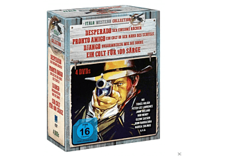 Italo-Western Collection - (DVD)