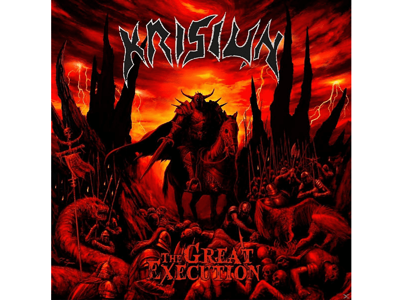Krisiun - The Great Execution [CD]
