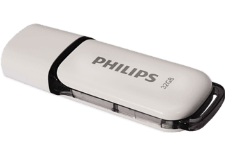 PHILIPS USB-stick Snow Edition 2.0 32 GB Wit (FM032FD70B)