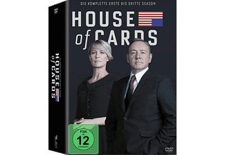 House of Cards - Staffel 1-3 - (Blu-ray)