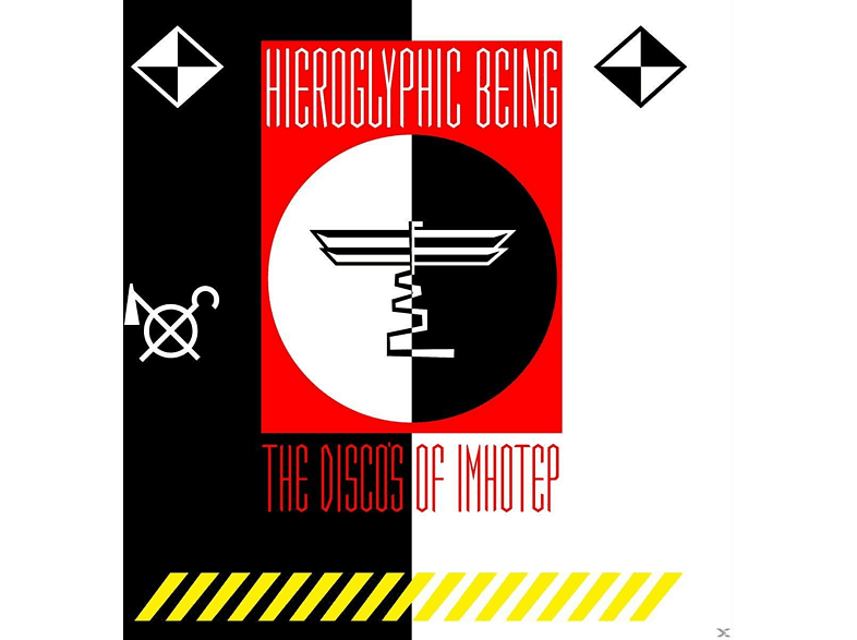 Hieroglyphic Being - The Disco's Of Imhotep (LP+MP3) [Vinyl]