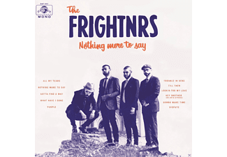 Frightnrs - Nothing More To Say (LP+MP3) - (LP + Download)