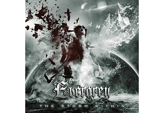 Evergrey - The Storm Within - (CD)