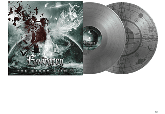 Evergrey - The Storm Within (GTF Double Silver Vinyl) - (Vinyl)