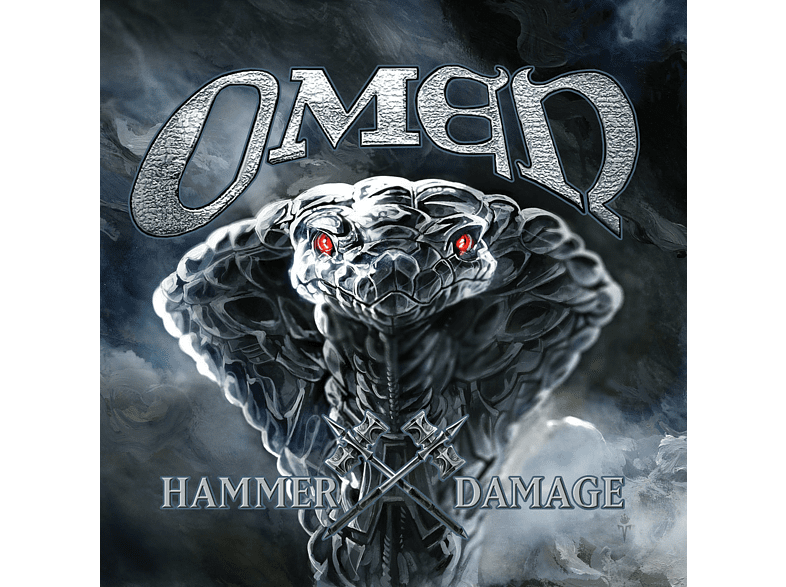 Omen - Hammer Damage [CD]