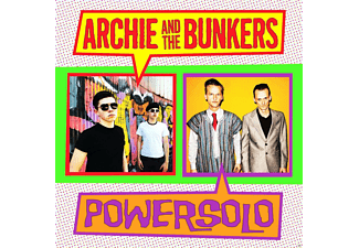 Archie And The Bunkers, Powersolo - Split Single - (Vinyl)