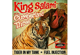 King Salami, The Cumberland 3 - Tiger In My Tank / Fuel Injection - (Vinyl)