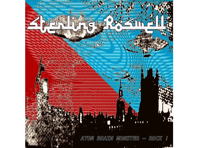 Sterling Roswell - Atom Brain Monster - Rock! [Vinyl]
