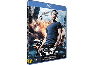 A Bourne-ultimátum (Blu-ray)