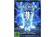 VARIOUS - Live At Wacken 2015-26 Years Louder Than Hell [Blu-ray + CD]