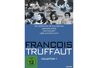 Francois Truffaut Collection 1 - (DVD)
