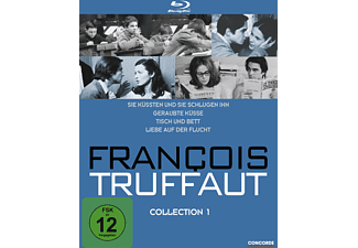 Francois Truffaut Collection 1 - (Blu-ray)
