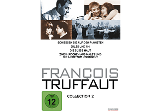 Francois Truffaut Collection 2 - (DVD)