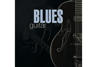VARIOUS - Blues Guitar - (CD)