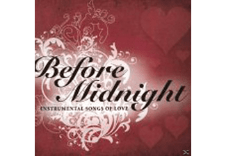VARIOUS - Before Midnight - (CD)