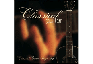 VARIOUS - Classical guitar - (CD)