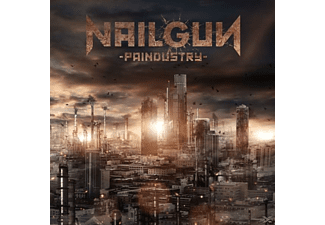 Nailgun - Paindustry - (CD)