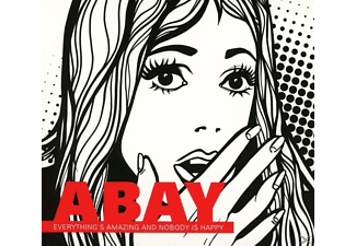 Abay - Everything Is Amazing And Nobody Is Happy - (CD)