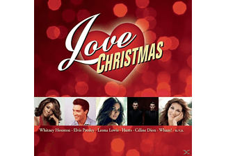 VARIOUS - Love Christmas - (CD)