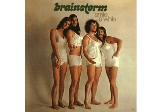 Brainstorm - Smile A While - (CD)