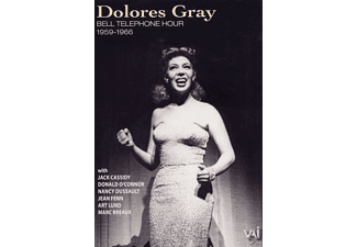 Dolores Gray, Dolores/cassidy/fenn/+ Gray - Bell Telephone Hour 1959-1965 - (DVD)