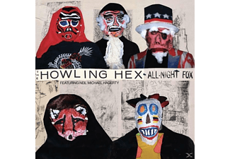 The Howling Hex - ALL-NIGHT FOX - (Vinyl)