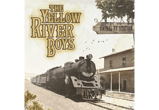 The Yellow River Boys - URINAL ST.STATION - (Vinyl)