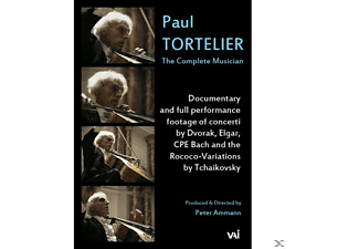Various Orchestras, Tortelier Paul - The Complete Musician - (DVD)