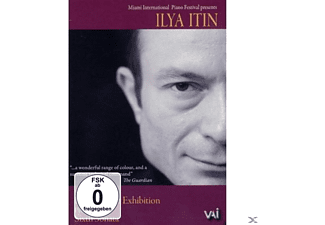Ilya Itin - Pictures At An Exhibition/Piano Son - (DVD)