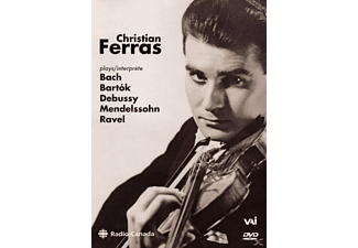Christian Ferras - THE ART OF CHRISTIAN FERRAS - (DVD)
