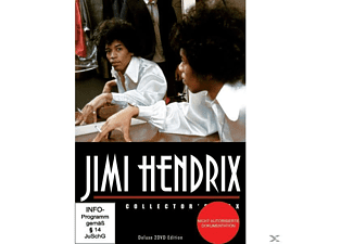 Jimi Hendrix - Collectors Box (2 DVDs) [Deluxe Edition] - (DVD)